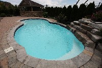Atlantic Fiberglass Pool in Arcadia, FL